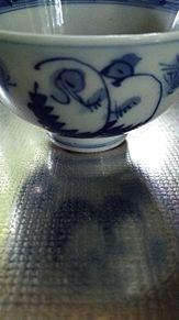鳥柄食器 プリ画像