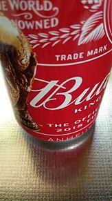 ビール×空缶