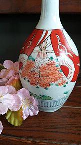 花瓶×桜の画像(プリ画像)