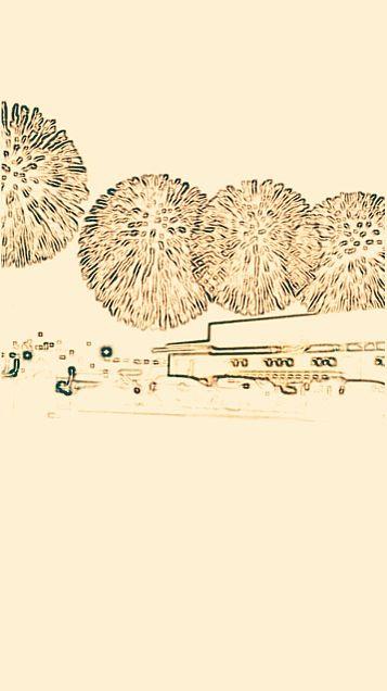 花火×ヴィンテージの画像(プリ画像)