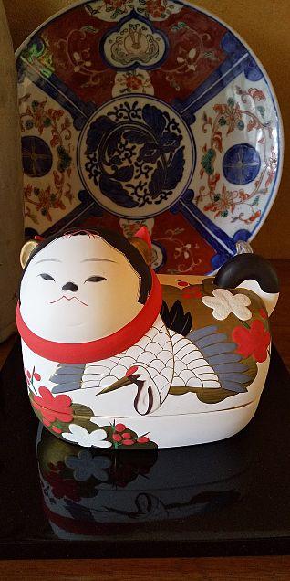 犬ばこ/鶴の画像(プリ画像)