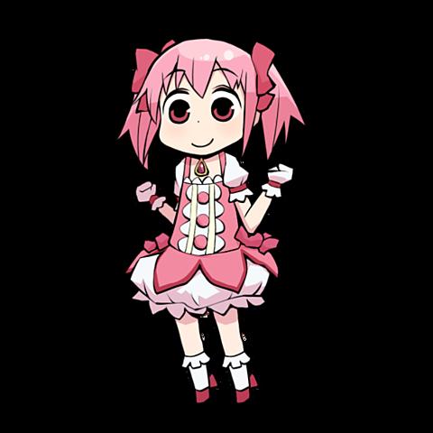 魔法少女まどか☆マギカの素材の画像(プリ画像)