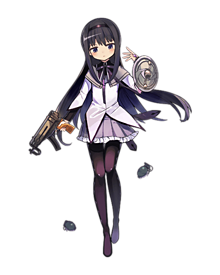 魔法少女まどか☆マギカの素材の画像(暁美ほむらに関連した画像)