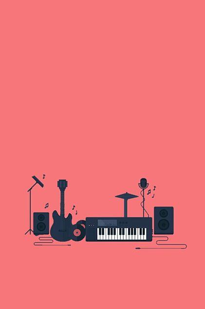 楽器*エレキギター* 素材の画像(プリ画像)