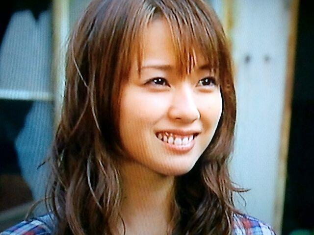 笑顔が可愛すぎる戸田恵梨香