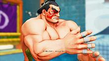 STREET FIGHTER V E.HONDA プリ画像