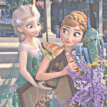 E ♡♡ Aの画像(アナと雪の女王/アナに関連した画像)