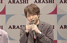 YouTube公式channel 11.3㈰生配信の画像(#嵐櫻井翔に関連した画像)