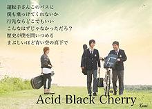 Acid Black Cherry プリ画像