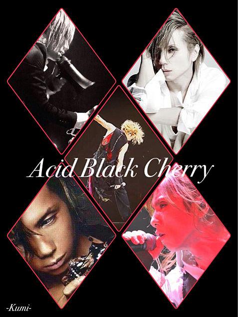 Acid Black Cherry  の画像 プリ画像