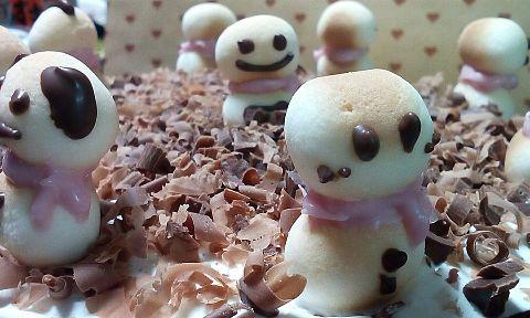 クリスマスケーキの画像 プリ画像