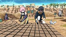 Fate/GrandOrderー絶対魔獣戦線バビロニアーの画像(線に関連した画像)