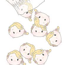 ツムクッキーの画像(ラプンツェル ツムツムに関連した画像)