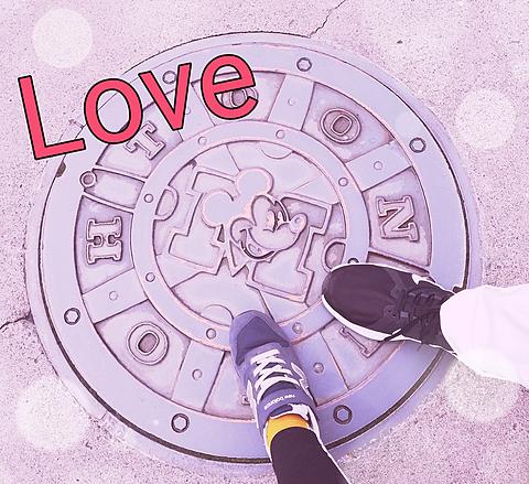 ディズニーのマンホールの画像(プリ画像)