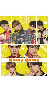 Honey Honey 🐝🍯  ロック画面の画像(セクガルに関連した画像)