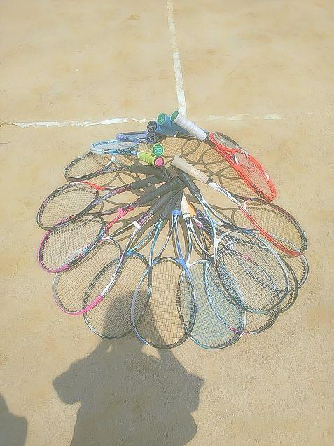 ソフトテニスの画像(プリ画像)