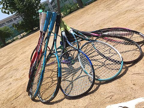 ソフトテニスの画像 プリ画像