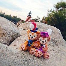 DisneySea Duffy & Sherrymay プリ画像