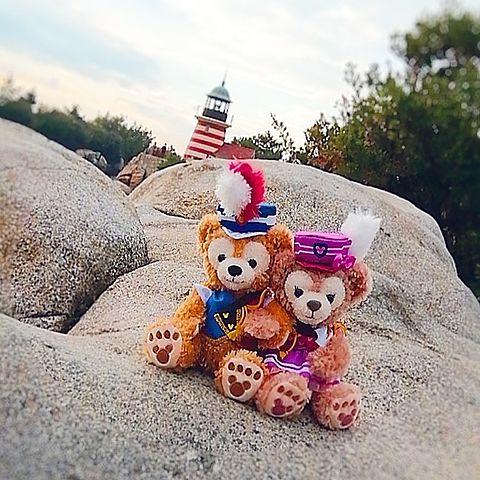 DisneySea Duffy & Sherrymayの画像 プリ画像