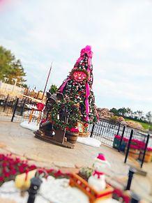 Disney Sea Xmas tree 🎄Duffy プリ画像