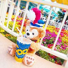 Duffy in Disneyland トゥーンタウン プリ画像