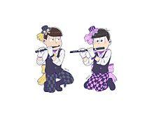 吹奏楽松の画像(ピッコロに関連した画像)
