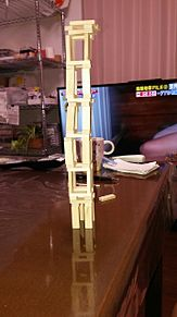 つみきゲームのタワー