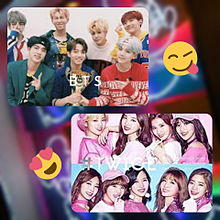 BTS&twice! プリ画像