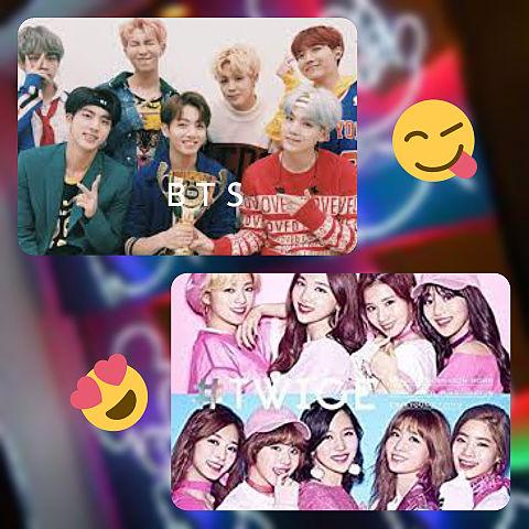 BTS&twice!の画像 プリ画像