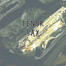 テナーサックスの画像(サックスに関連した画像)