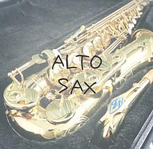アルトサックスの画像(サックスに関連した画像)