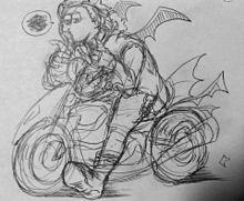 バイクむずいの画像(プリ画像)