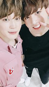 BTS JIMIN&JUNGKOOK グクミンの画像(jungkookに関連した画像)