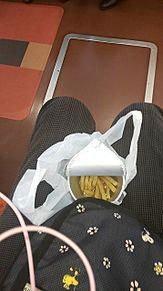 りこがじゃがりこを食べている笑オヤジギャグ笑の画像(ギャグに関連した画像)