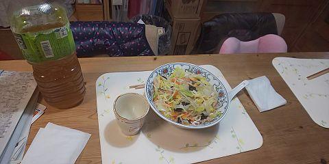 昨日の晩御飯は「ちゃんぽん」😆🎶✨🎵の画像(プリ画像)