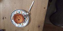 バスクチーズケーキタルトの画像(チーズケーキに関連した画像)