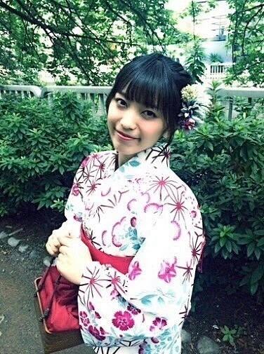 miwaの浴衣姿♡♡の画像(プリ画像)