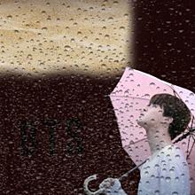 ジミン氏,雨の画像(雨に関連した画像)