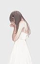 素材♡女の子♡ プリ画像