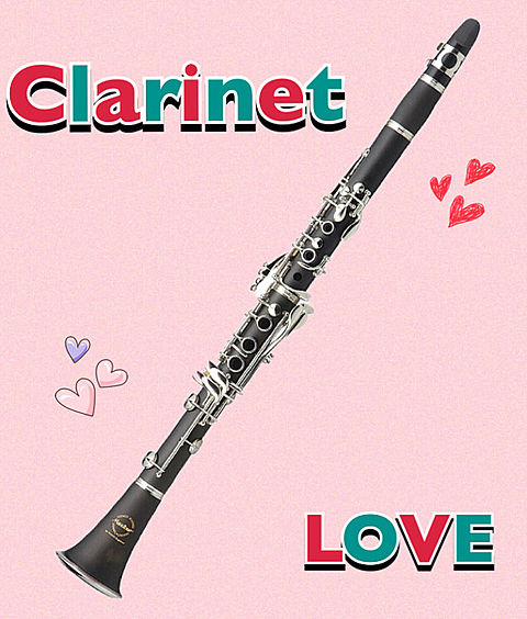 Clarinet♡の画像(プリ画像)