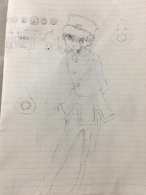 花子くん( ´ ▽ ` )の画像(プリ画像)