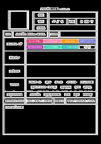 ハロプロ履歴書ver.2020-10テンプレート(透過PNG)の画像(ハロー!プロジェクトに関連した画像)