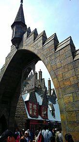 ユニバの画像(ホグワーツ城に関連した画像)