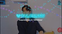 GOT7 Jinyoung VLIVE ♡1億の画像(Jinyoungに関連した画像)