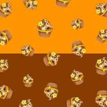 #チップとデール カップケーキの画像(プリ画像)