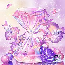 宝石の塗り絵の画像(宝石に関連した画像)