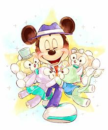 ディズニーミッキーの画像(ミッキーに関連した画像)