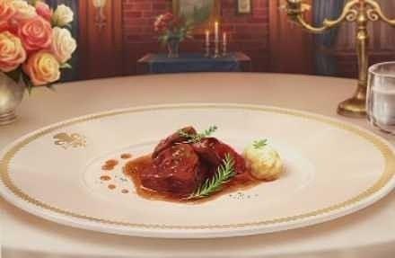 牛ほほ肉の赤ワイン煮(キングダムハーツ3)の画像 プリ画像