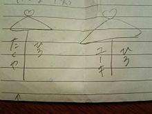 先輩に手紙でお願いして書いてもらったらニヤニヤ止まらんwwwwwの画像(wwwwwに関連した画像)