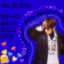 HappyBirthdayNAOTO